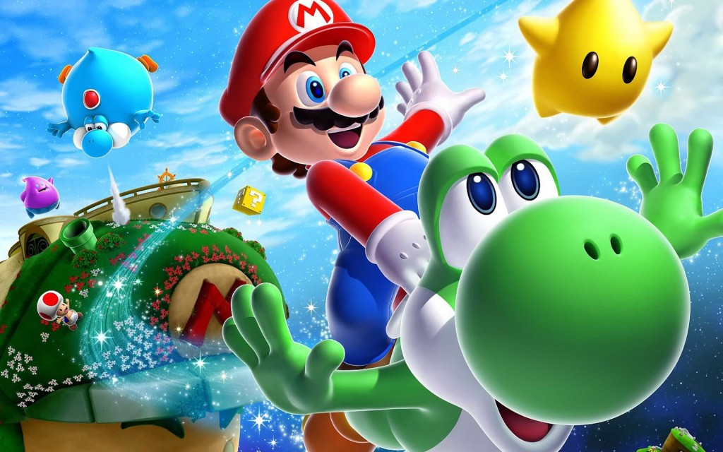 super mario wallpaper HD