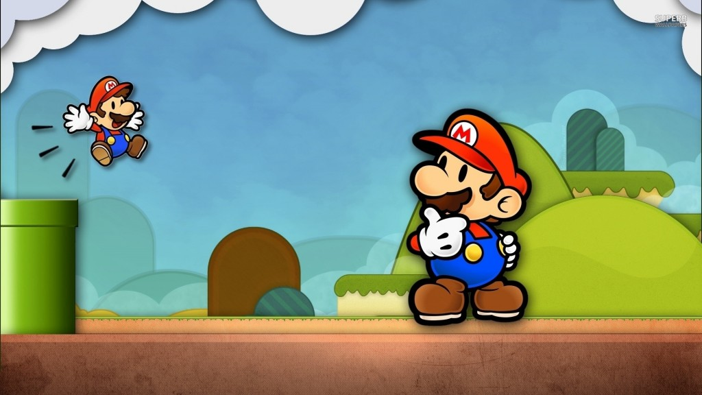 super mario wallpaper4