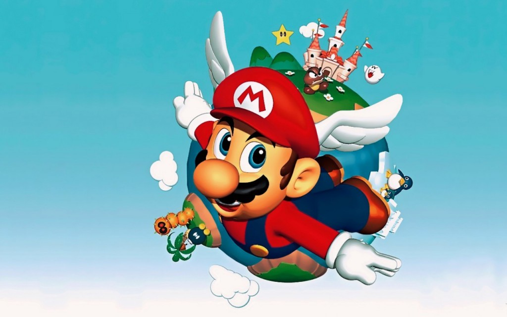 super mario wallpaper5