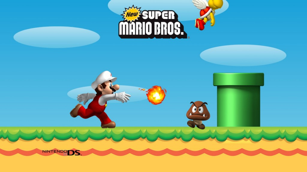 super mario wallpaper8