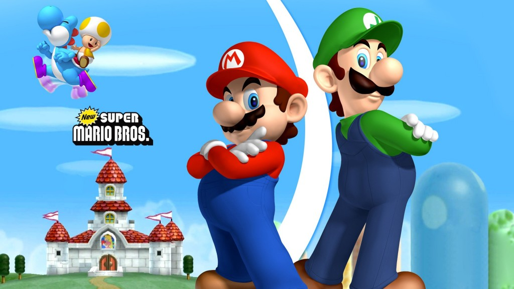 super mario wallpaper9