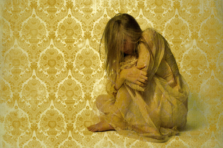 The yellow wallpaper by charlotte perkins HD