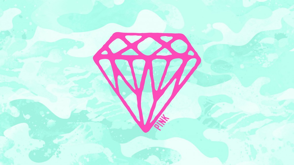 vs pink wallpaper1