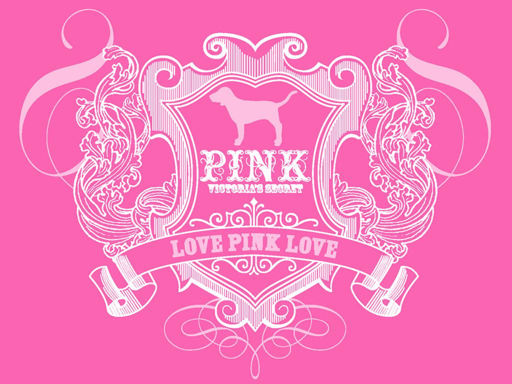vs pink wallpaper2