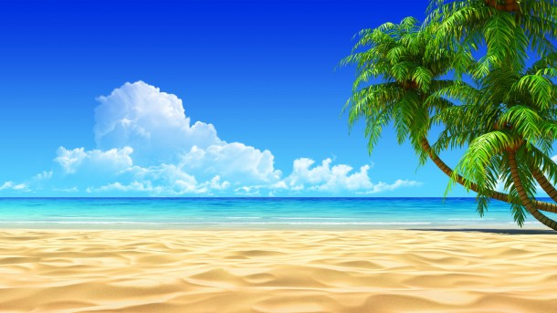 wallpaper beach HD