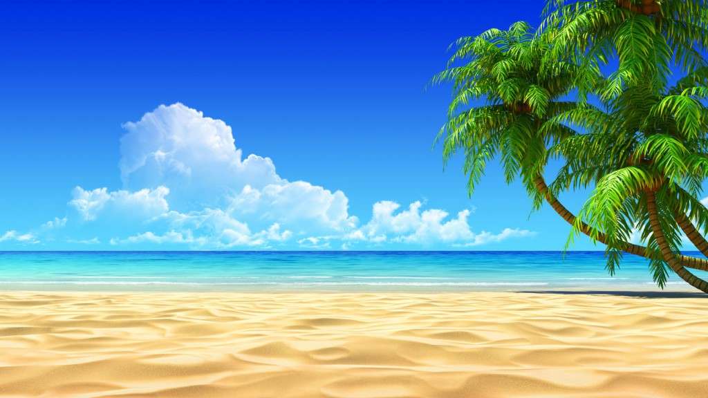 wallpaper beach2