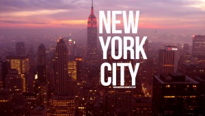 Tapeten new york HD