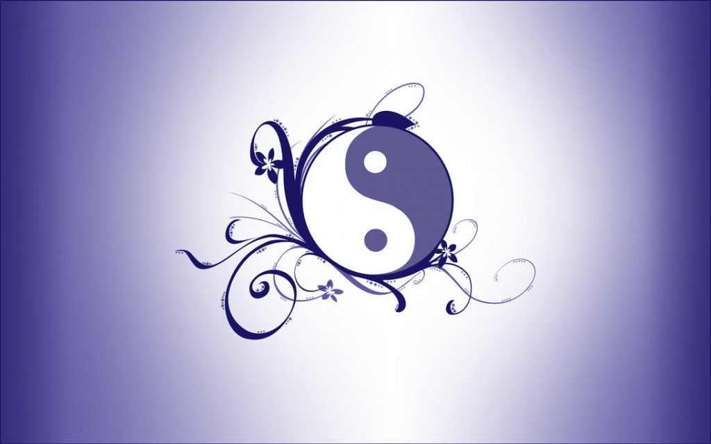 yin yang wallpaper6