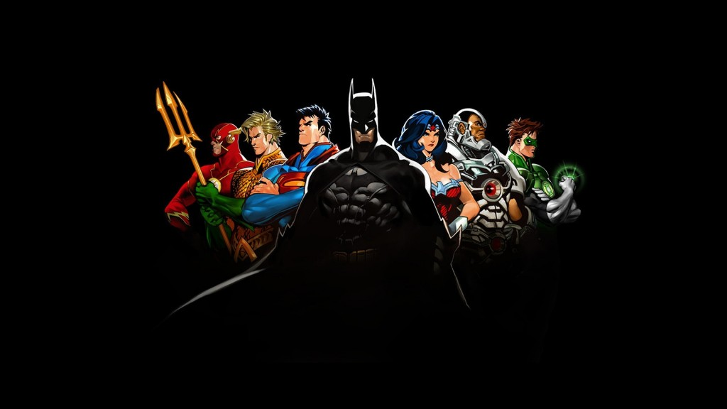 dc comics wallpaper1