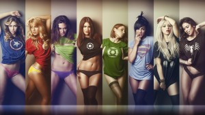 DC Comics tapetti HD