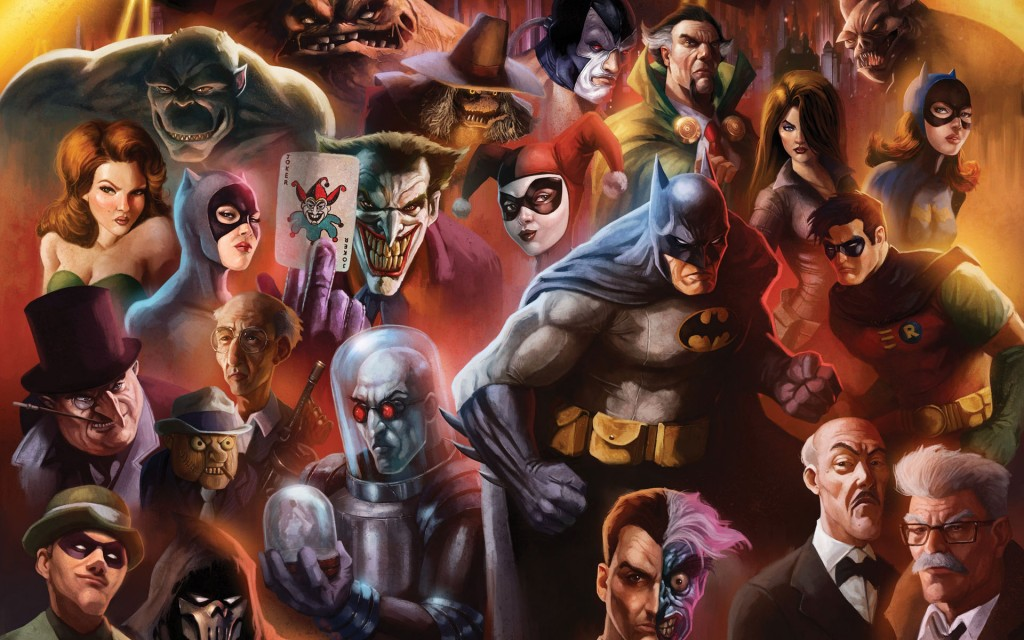 dc comics wallpaper8