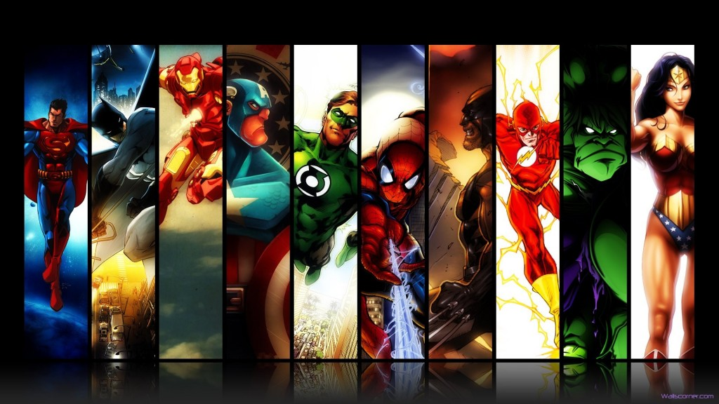 dc comics wallpaper9