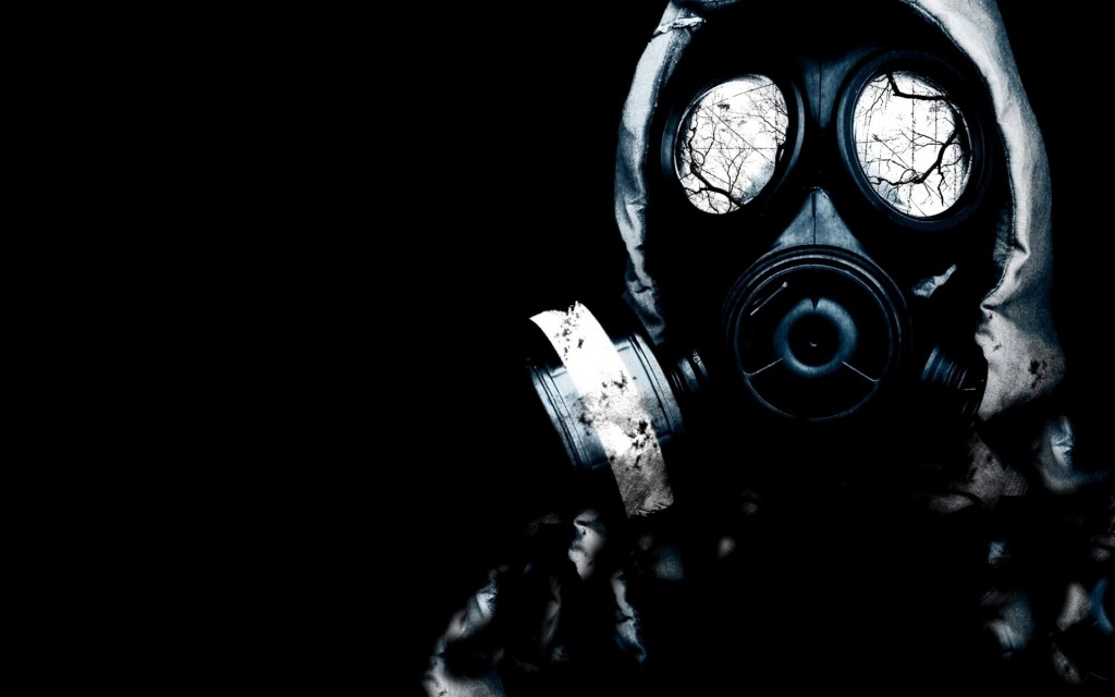 gasmask Wallpaper1