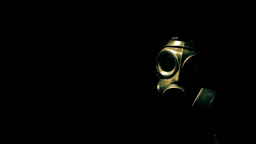 gas mask wallpaper3