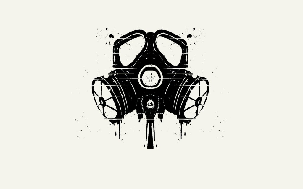 gasmask wallpaper5