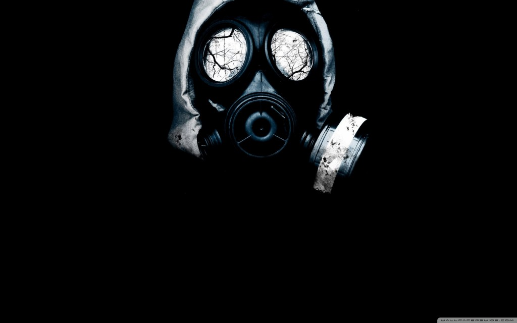 gas mask wallpaper6