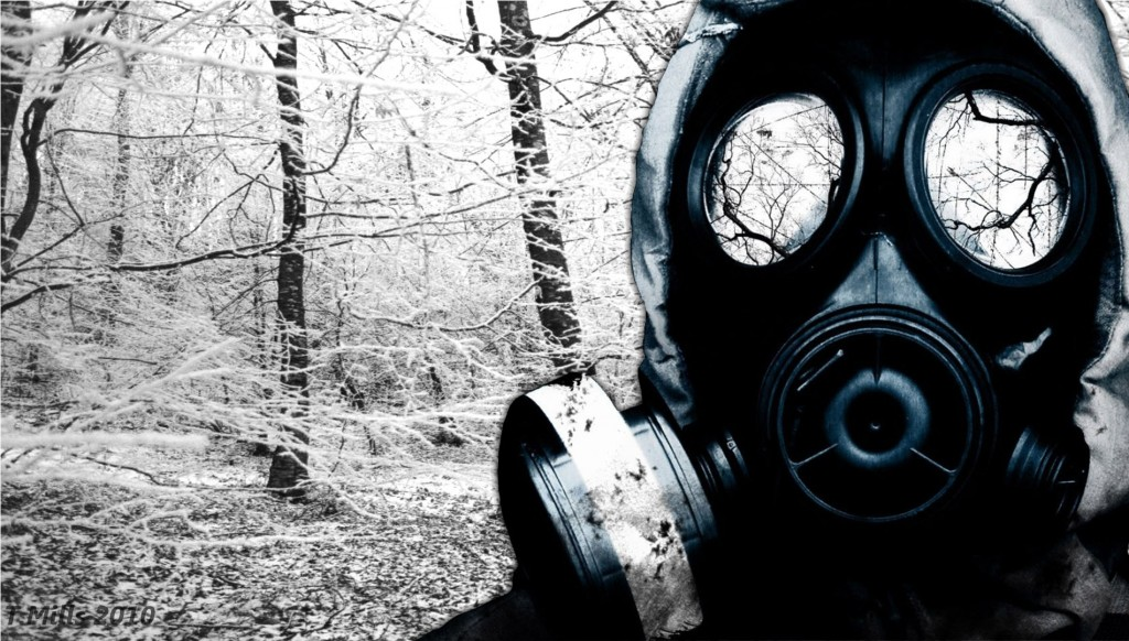 gas mask wallpaper8