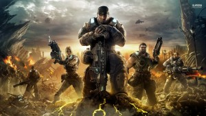 Gears of War tapeter HD
