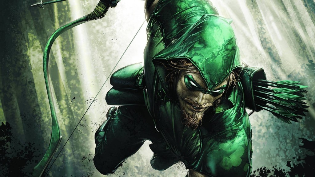 green arrow wallpaper1