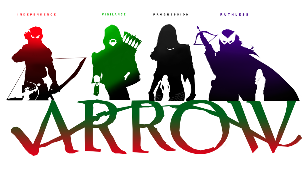 green arrow wallpaper HD