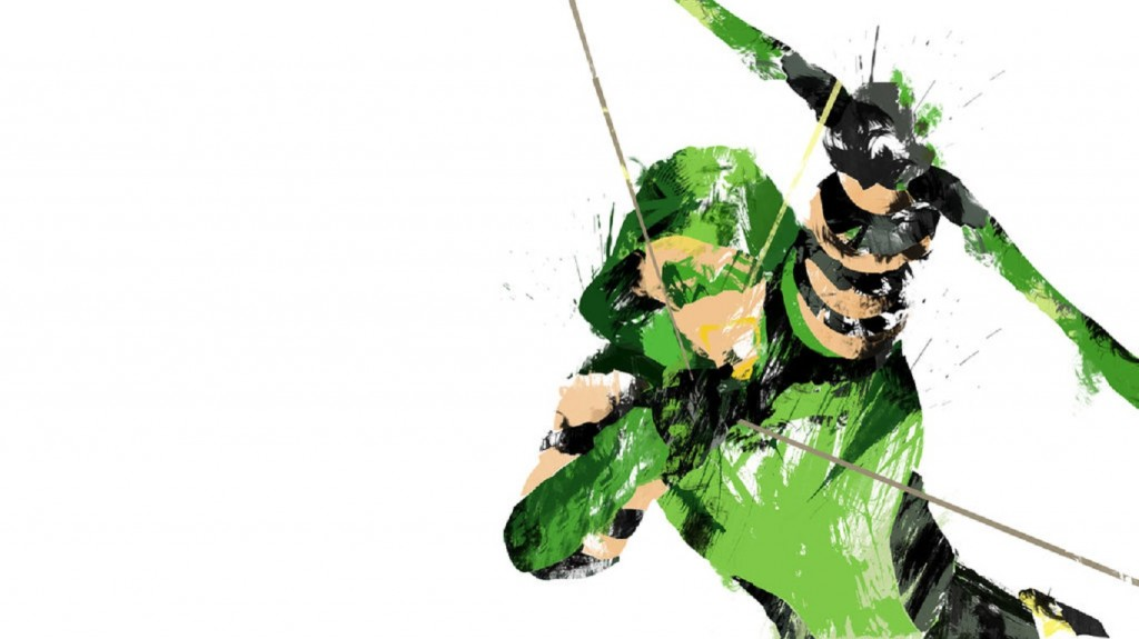 green arrow wallpaper2