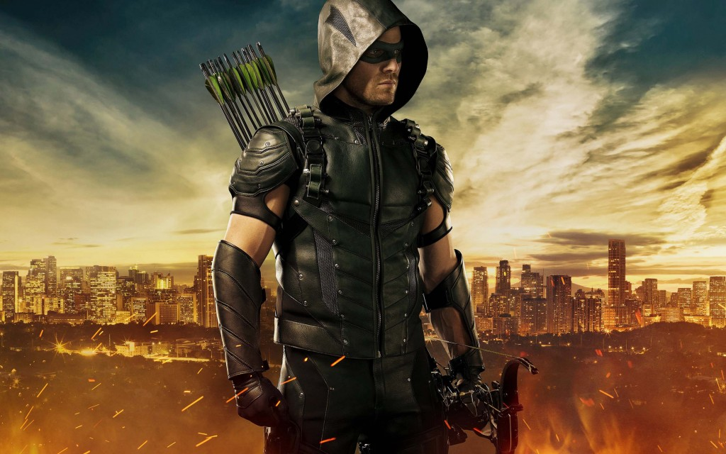 green arrow wallpaper4