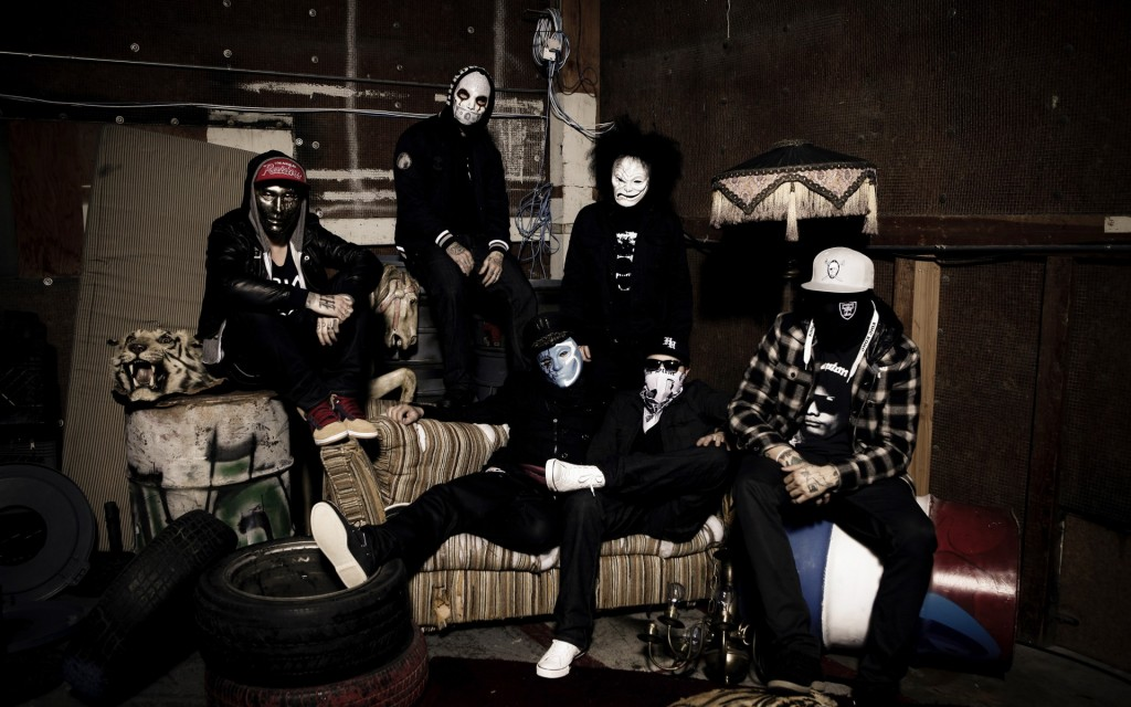 Hollywood Undead Wallpaper6