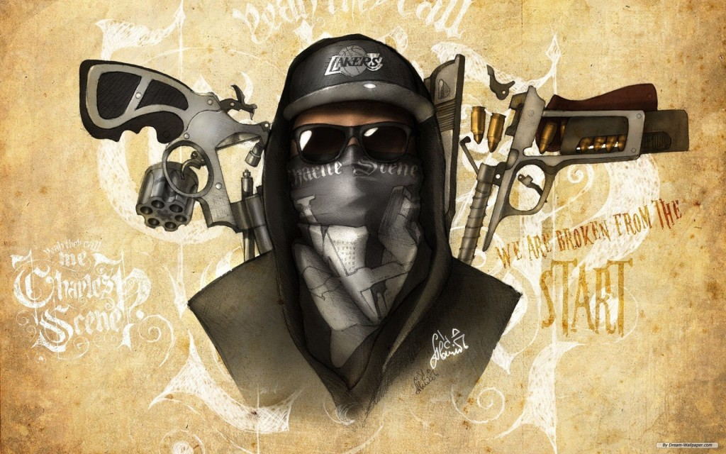 hollywood undead wallpaper7