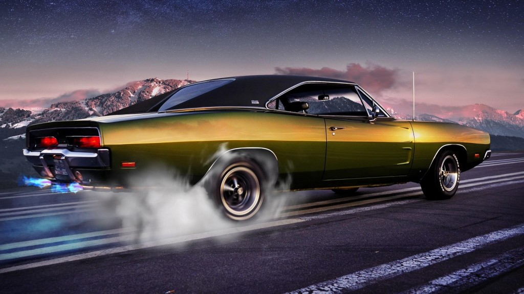 muscle car wallpaper4
