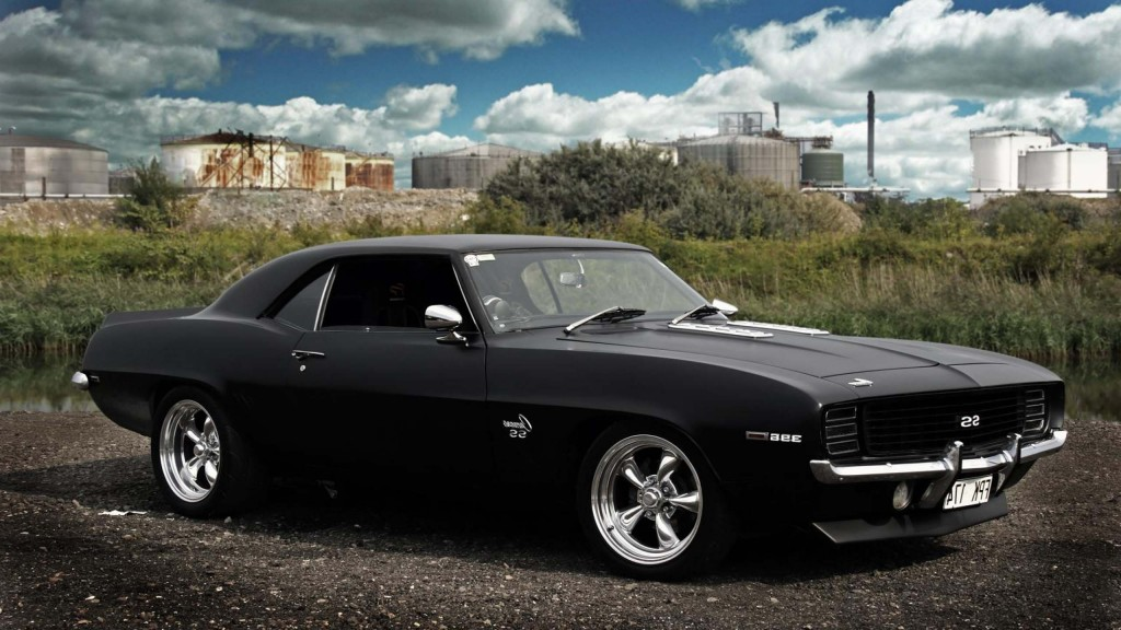 muscle car Wallpaper5