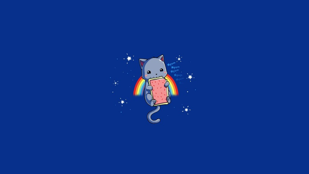 Nyan Cat wallpaper4