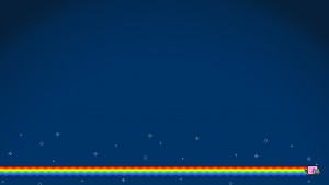 Nyan Cat tapetti HD