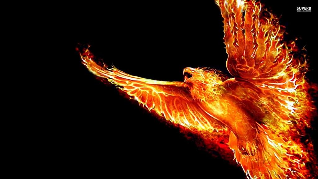 phoenix wallpaper2