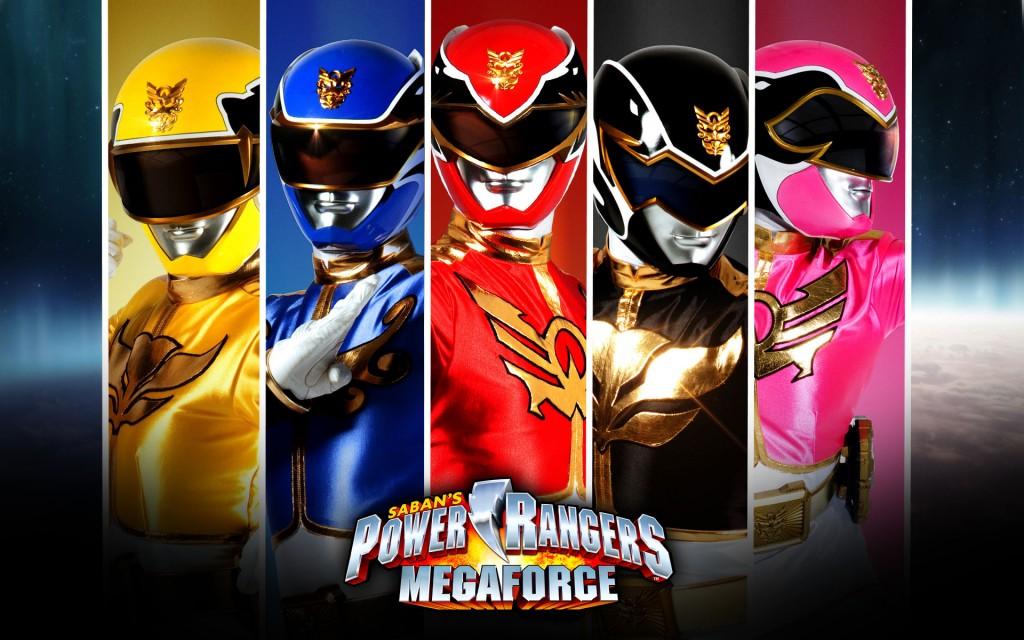 power rangers wallpaper1