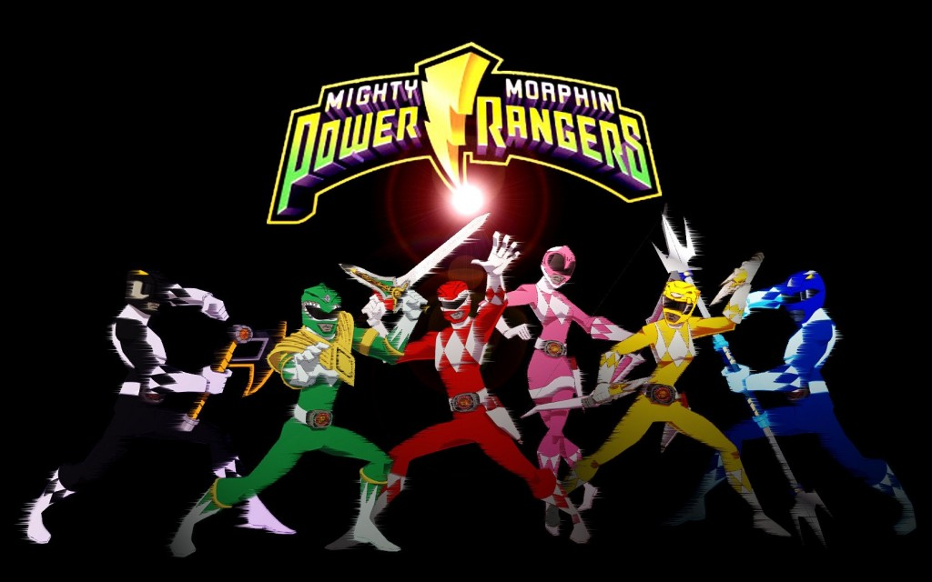 power rangers wallpaper2