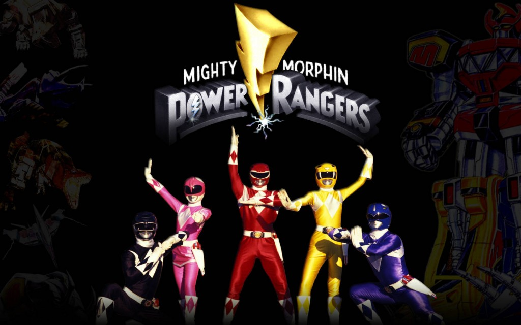 power rangers wallpaper5