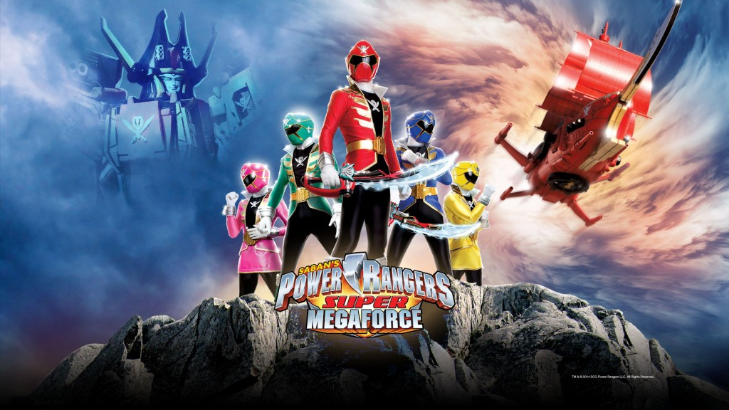power rangers wallpaper6
