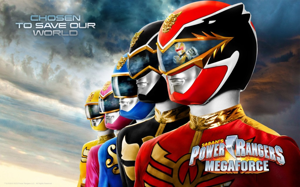 power rangers wallpaper8