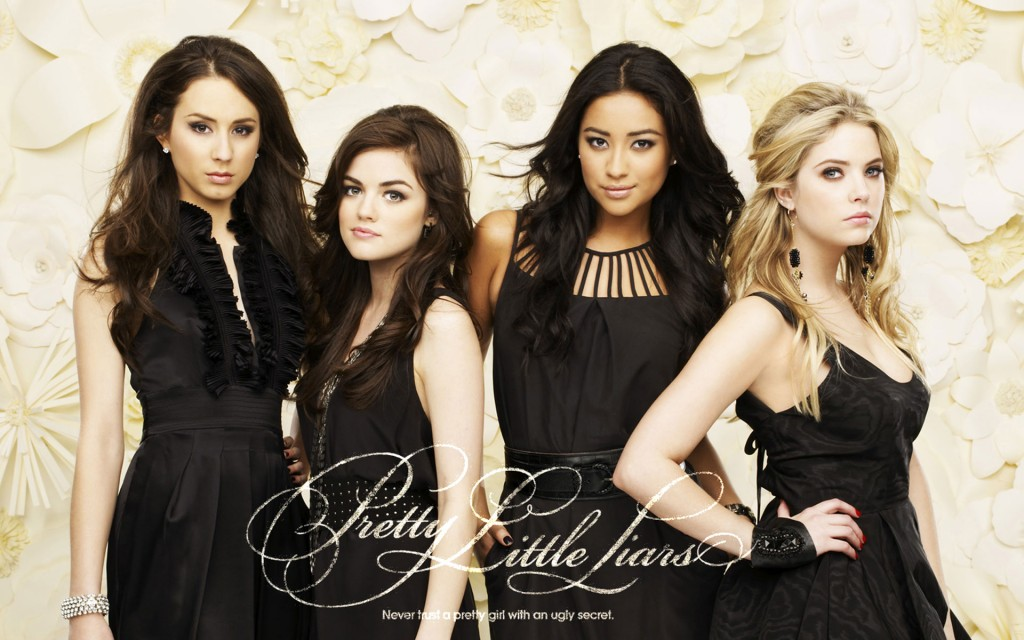 Pretty Little Liars Wallpaper1