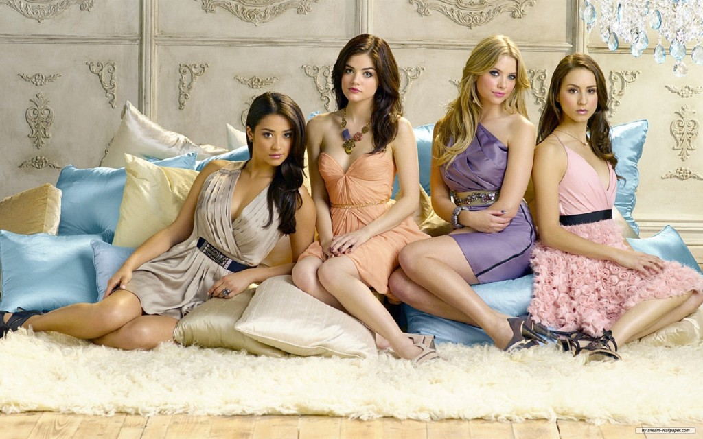 Pretty Little Liars wallpaper12
