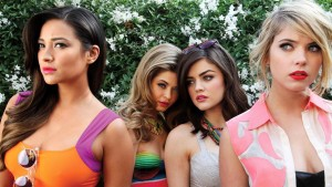 Pretty Little Liars fond d'écran HD