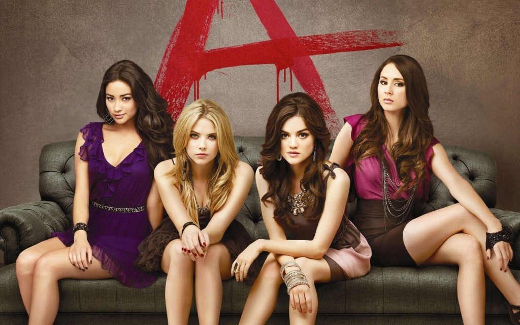 Pretty Little Liars Wallpaper5