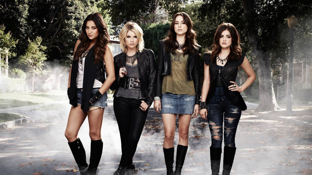 pretty little liars wallpaper6