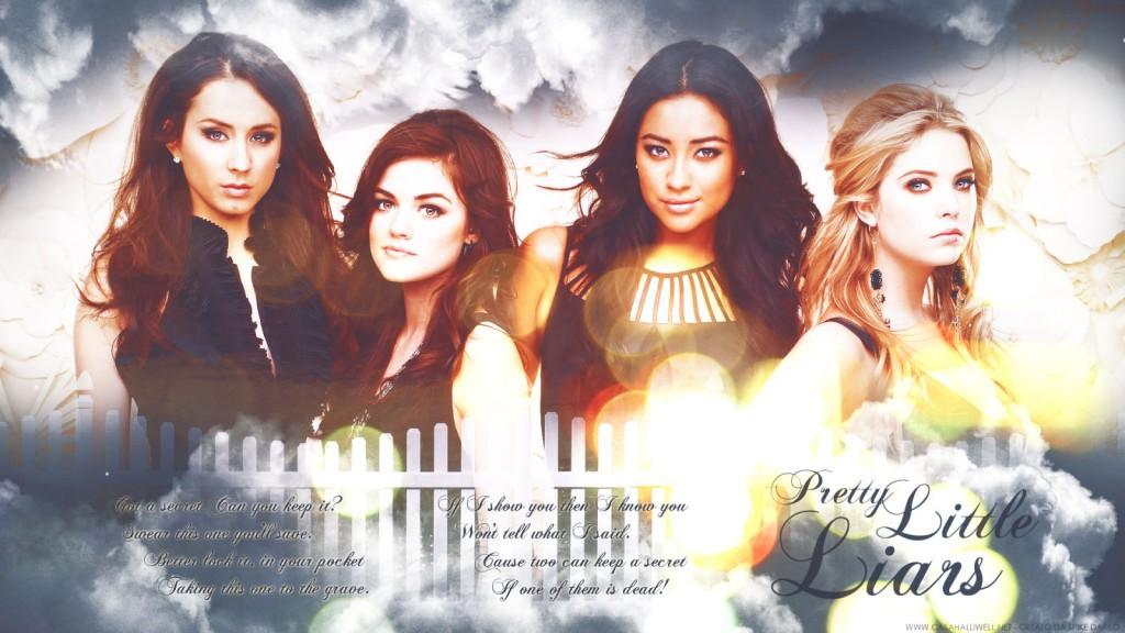 pretty little liars wallpaper7