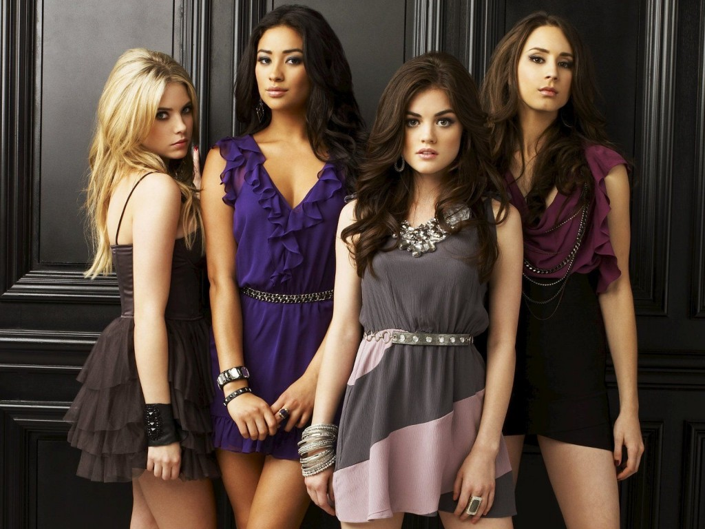 Pretty Little Liars wallpaper8