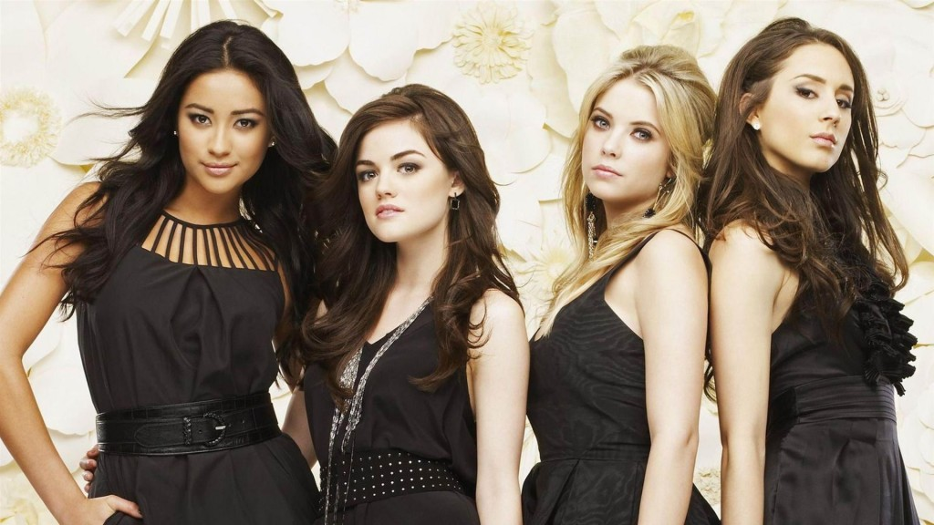 Pretty Little Liars wallpaper9
