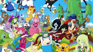 Adventure Time HD Wallpaper HD