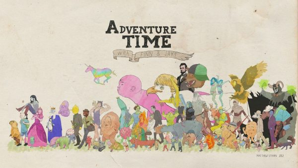 adventure time wallpapers HD9