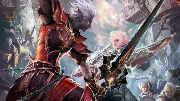 Aion wallpaper HD2