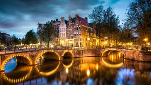 Amsterdam tapet HD